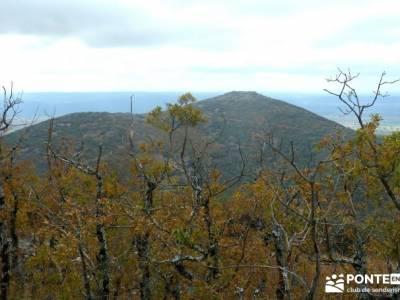Pico Cerillón - La Morra - Montes de Toledo; senderismo madrid grupos hacia toledo